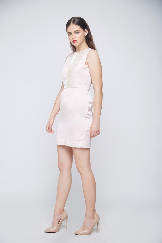 Unicorn Peach Dress -2