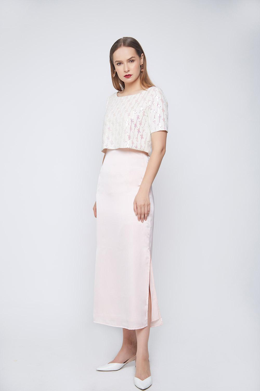 Unicorn Cape Dress -2
