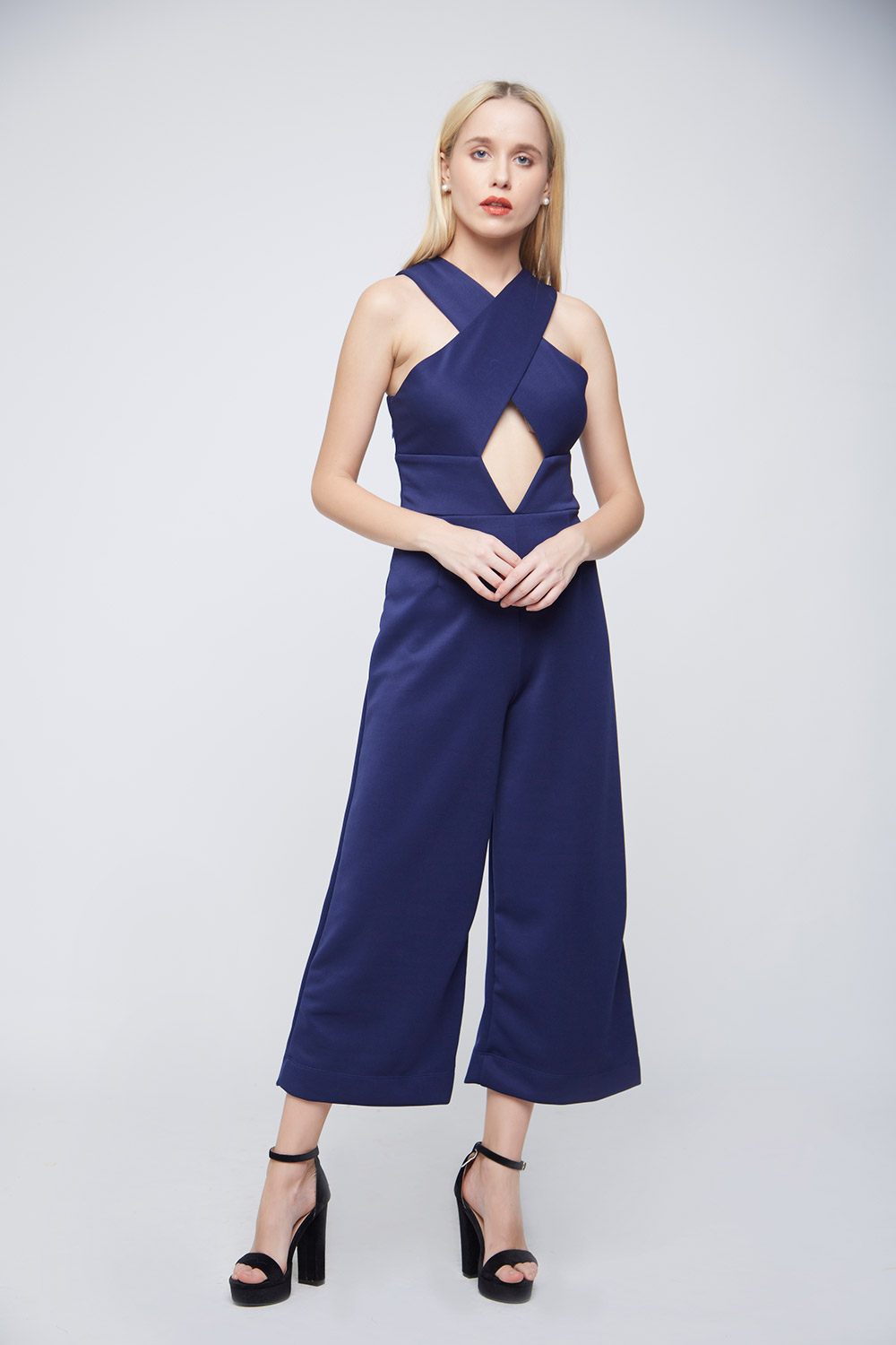 Axis Blue Jumpsuit -2