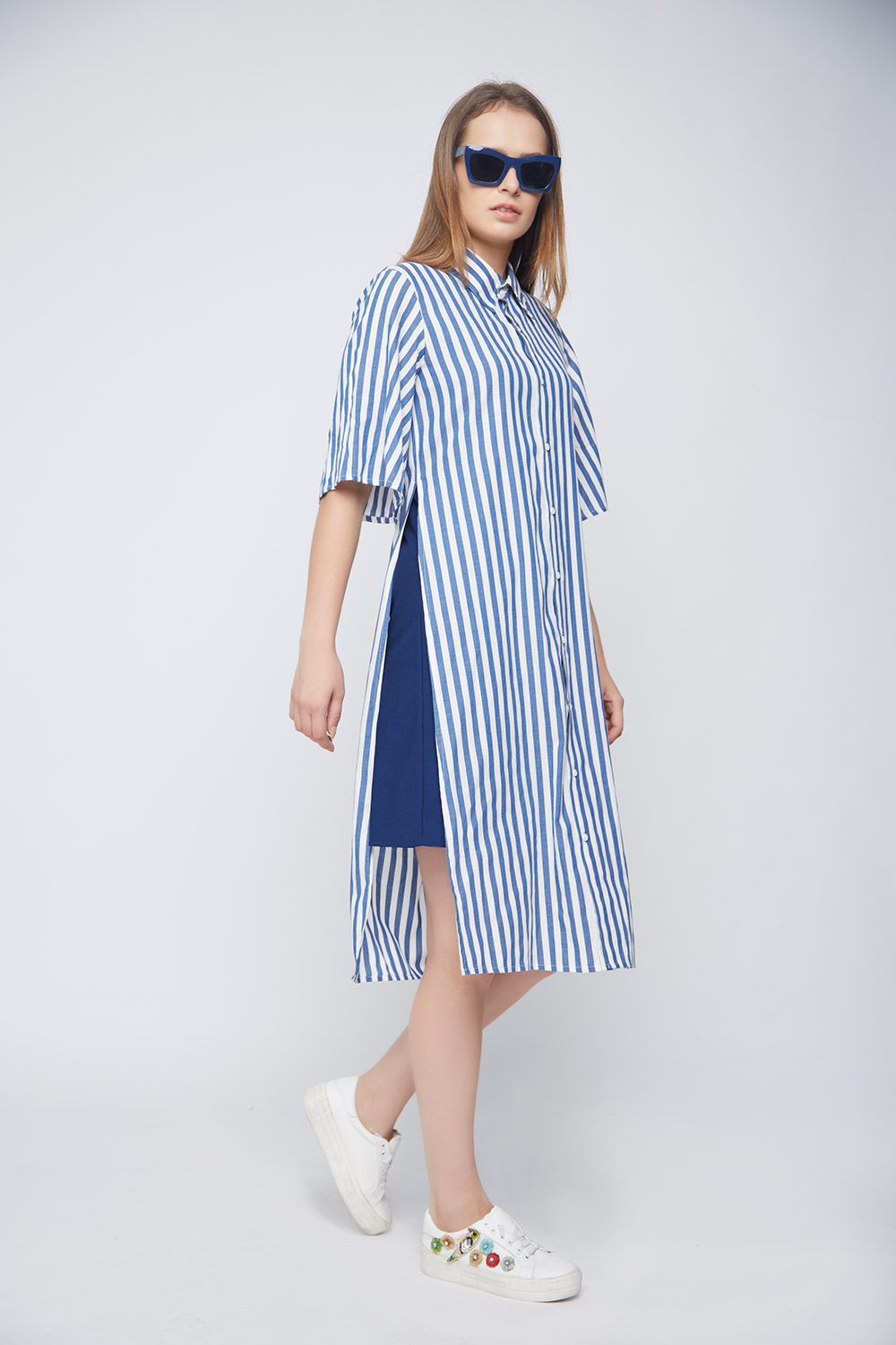 Stripes Outerwear -1