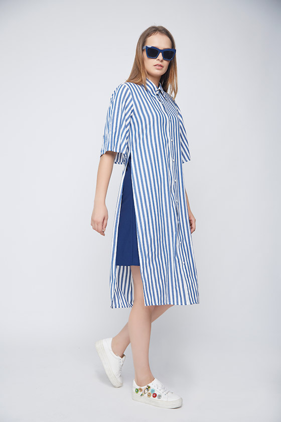 Stripes Outerwear - Front