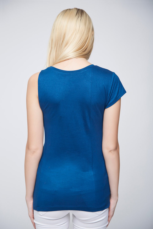 Blue Square Sleeve -3