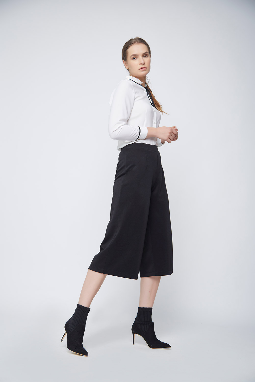 Black Culottes - Main