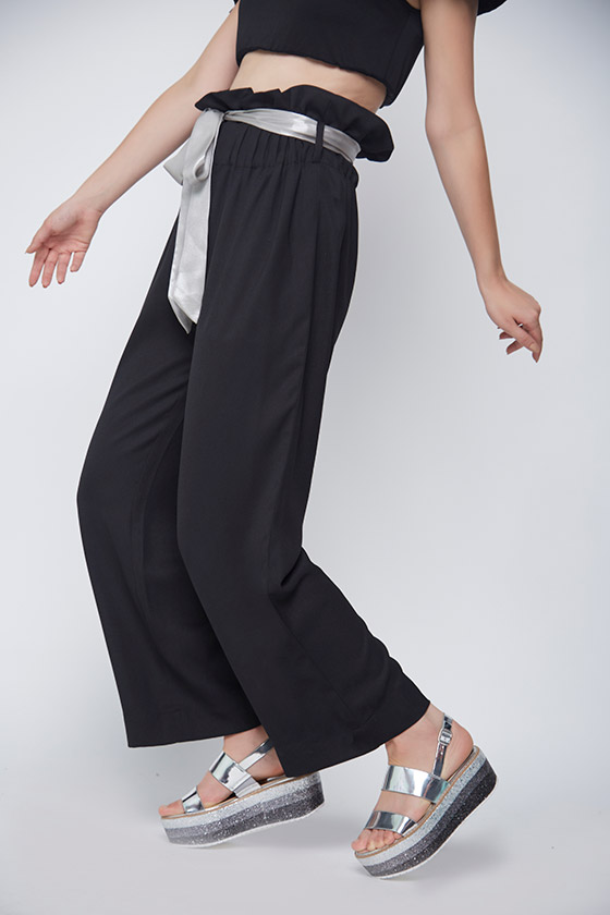 Black Boot Trouser - Front