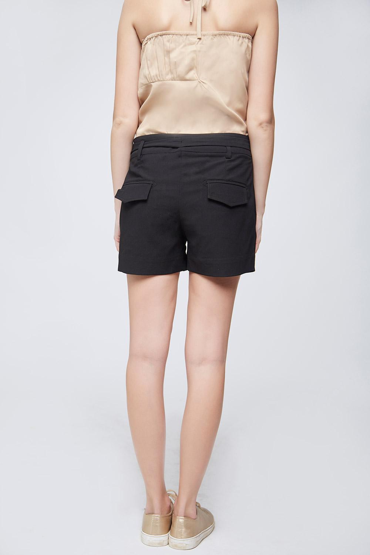 black hot pants -3