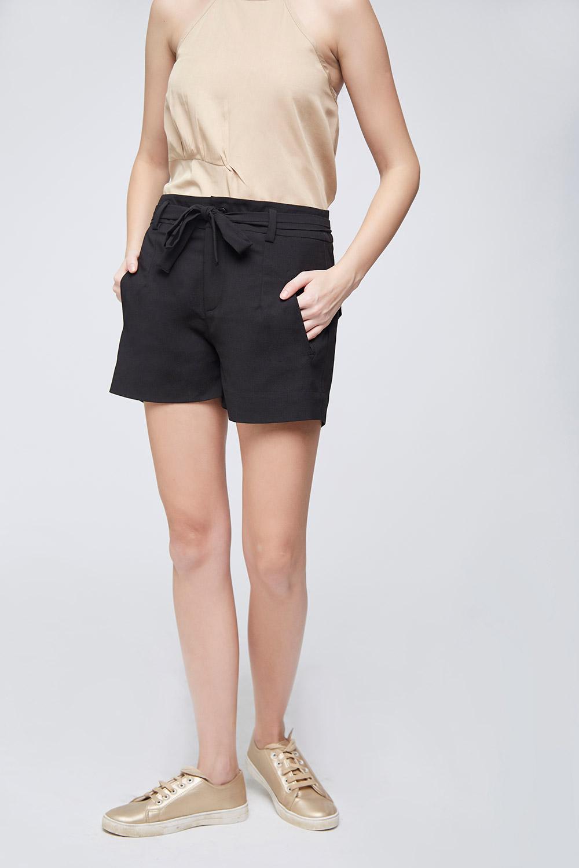 black hot pants -2