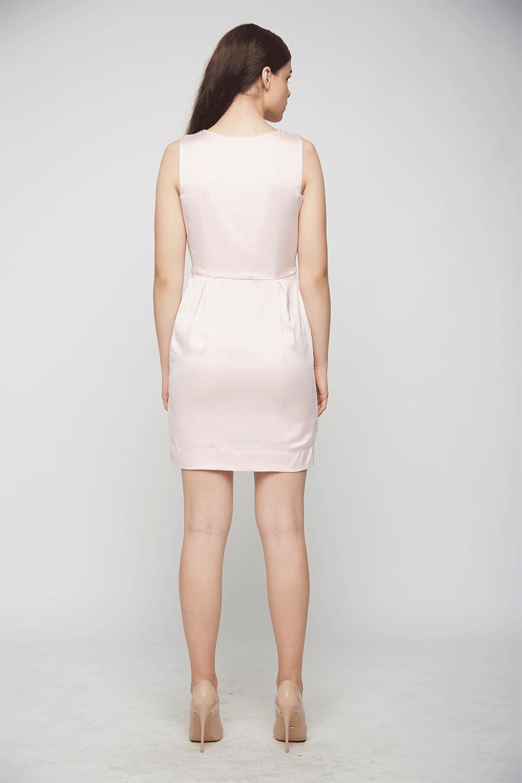 Unicorn Peach Dress -3