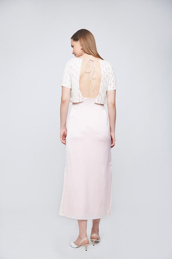 Unicorn Cape Dress - Front